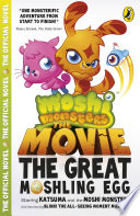 Moshi Monsters  The Movie Book