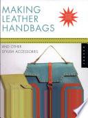 Making Leather Handbags