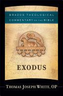 Exodus (Brazos Theological Commentary on the Bible) Pdf/ePub eBook