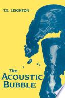 The Acoustic Bubble Book PDF