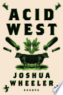 Acid West Book