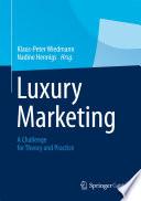 Luxury Marketing PDF