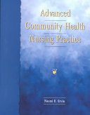 Advanced Community Health Nursing Practice
