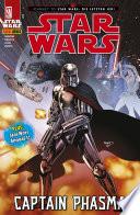 Star Wars, Comicmagazin 27 - Captain Phasma