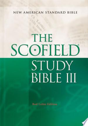 Download The Scofield Study Bible Free Books - Dlebooks.net