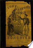 Tony Pastor's New Union Song Book