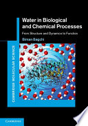 Water In Biological And Chemical Processes Book PDF