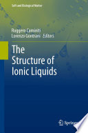 The Structure of Ionic Liquids