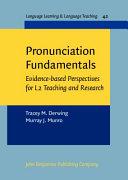 Pronunciation Fundamentals
