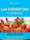 The Essential Low Fodmap Diet Cookbook Book