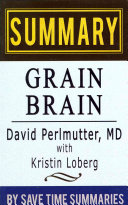 A Summary  Review   Analysis of Grain Brain Book PDF
