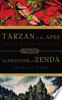 Read Online Tarzan of the Apes and the Prisoner of Zenda For Free