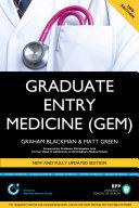 Graduate Entry Medicine (GEM)