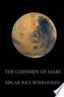 The Chessmen of Mars Book