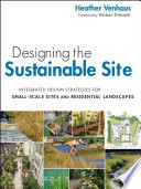 Designing the Sustainable Site