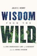 Wisdom from the Wild [Pdf/ePub] eBook
