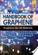 Handbook of Graphene, Volume 3