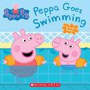 Peppa Goes Swimming Book PDF