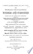 The World's Encyclopedia of Wonders and Curiosities