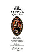 Living Gospels of Jesus Christ