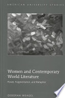 Women And Contemporary World Literature