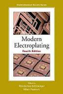 Modern Electroplating Book