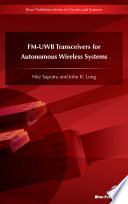 FM UWB Transceivers for Autonomous Wireless Systems