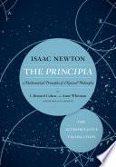The Principia: The Authoritative Translation Pdf/ePub eBook