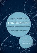 The Principia: The Authoritative Translation