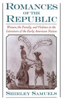 Romances of the Republic ebook