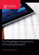 The Routledge Companion to Accounting Education Pdf/ePub eBook