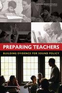 Preparing Teachers: