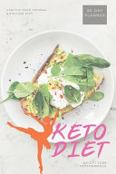 Keto Diet Weight Loss Performance 90 Day Planner Book