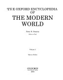 The Oxford Encyclopedia of the Modern World Book PDF