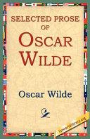 Selected Prose of Oscar Wilde [Pdf/ePub] eBook