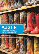Moon Austin  San Antonio   the Hill Country