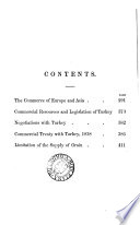 How Russia tries to get into her hands the supply of corn of the whole of Europe  the English Turkish treaty of 1838   Selections from Progress of Russia  Repr  from the stereotype ed    Book PDF