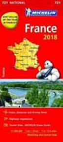 France 2018 National Map 721