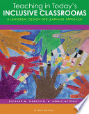 Teaching In Today S Inclusive Classrooms A Universal Design For Learning Approach Book PDF