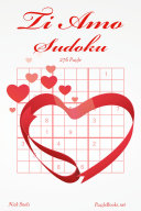 Ti Amo Sudoku - 276 Puzzle Pdf/ePub eBook
