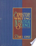 Expository Writing in Political Science