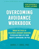Overcoming Avoidance Workbook Pdf/ePub eBook