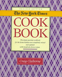 New York Times Cookbook Book