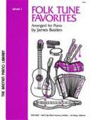Folk Tune Favorites