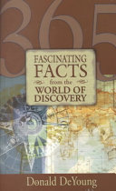 365 Fascinating Facts from the World of Discovery Book PDF