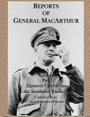 Reports of General MacArthur Book
