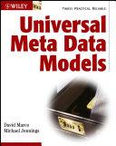 Universal Meta Data Models