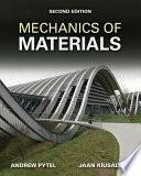 Mechanics of Materials Book
