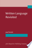 Written Language Revisited Book