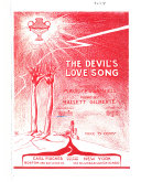 The Devil s Love Song